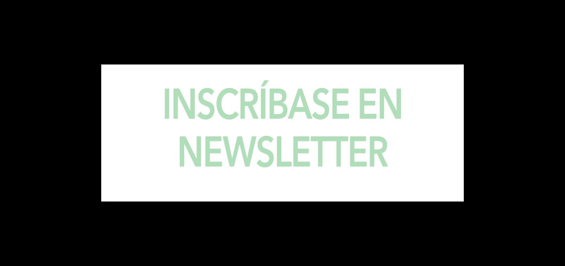Inscribase en newsletter
